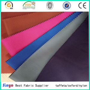 Wholesale PVC Coated 600*300d Cheap Fabric Stock Availabe for Bags Baby Carriage pictures & photos