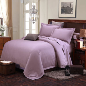 Wholesale Silk Soft Bamboo Cotton Bed Sheet pictures & photos