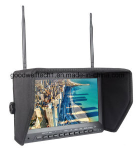 "10.1""Fpv DVR Monitor Built in Battery pictures & photos"