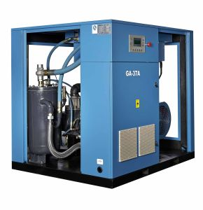 Stationary Type Screw Air Compressor 50HP pictures & photos