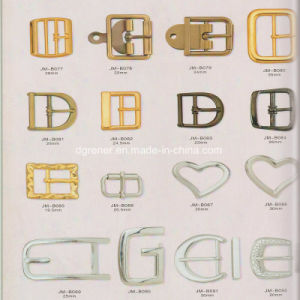 High Quality Fashion Metal of Shoe Buckle for Lady Shoe pictures & photos