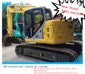 Sumitomo Excavator Sh135X for Sale Used Excavator in Stock! pictures & photos