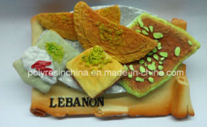Resin Magnet of Lebanon Souvenir Gifts pictures & photos