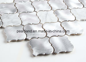 Mixed Color Aluminium Metal Mosaic for Building Material pictures & photos