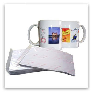 Wholesale 105GSM Tacky Sublimation Paper for Mugs pictures & photos