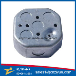 Galvanized Steel Octagon Junction Boxes pictures & photos