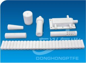Teflon Plastic Products PTFE Irregular Parts pictures & photos
