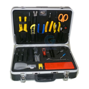 Fully Stocked Optical Cable Termination Tool Set Box pictures & photos