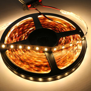 High Brightness IP67 White Color SMD5050 Chip 60leds 14.4W DC12V LED Strip pictures & photos