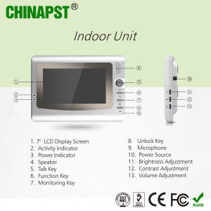 Factory Direct Offer Multi Apartment Video Door Intercom (PST-VDO2-12K) pictures & photos