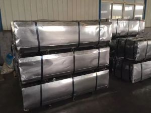 Color Roofing Sheet Galvanized Corrugated Iron Steel Material pictures & photos