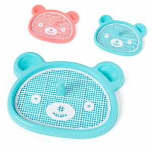New Material Mesh Urinal with Column Teddy Bear Pet Toilet pictures & photos