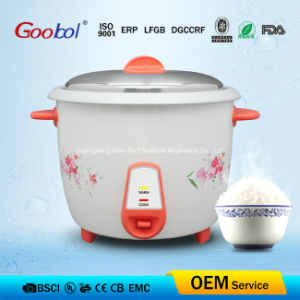 1.5L Patent Design Rice Cooker High Quality Low Price GS Ce CB UL BSCI Certificate pictures & photos