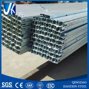 Steel Structure Galvanized C Purlin with Punch Holes for Pre Engineered Building pictures & photos