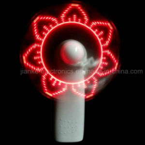 2017 Promotion Gifts LED Flashing Mini Fan (3509) pictures & photos