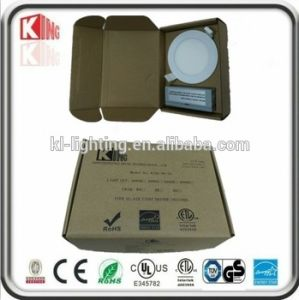 2017 Kingliming Energy Star ETL Certificated 4inch Super Thin LED Recessed Light 8W Dimmable pictures & photos