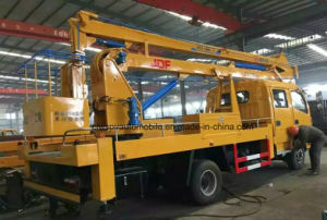 Dongfeng 20m 4X2 Aerial Platform 20 Meters Over Head Working Truck pictures & photos