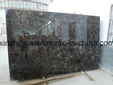 China Dark Emperador Marble Tile/Slab/Step/Countertop pictures & photos