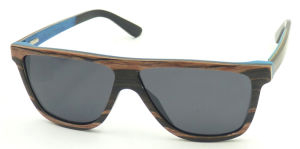 Fqwa162564 Wholesale Wooden Sunglasses Quality Classical Mens Style Spectacles pictures & photos