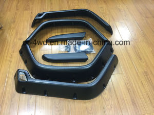 ABS Fender Flares for Jeep Wrangler Tj 1997-2007 pictures & photos