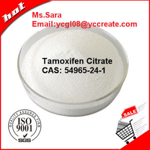 No Side Effect Powder Tamoxifen Citrate CAS: 54965-24-1 pictures & photos
