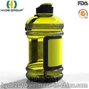 2.2L Christmas BPA Free Big Plastic Water Bottle, Customized PETG Plastic Sport Joyshaker Bottle (HDP-3031) pictures & photos
