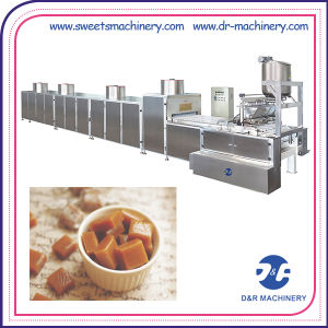 Cooking Toffee Candy Production Line Toffee Manufacturing Process Machine pictures & photos