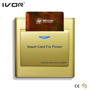 Hotel Room Card Key Power Switch Energy Saver RFID Card Switch Plastic Frame (SK-ES2000M1) pictures & photos