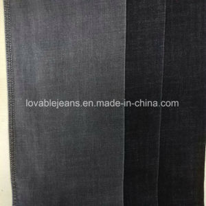 Stretchy Tr Denim Fabric on Sale (WW109) pictures & photos
