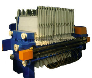 Auto. Filter Press with Filter Cloth Tilting Device pictures & photos