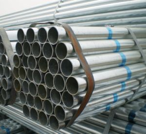 Gas Line Hot Rolled Steel Pipe Tube L390 pictures & photos