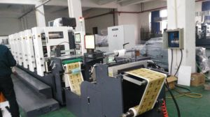 2017 New Hotsell Waterless Offset Label Printing Machine (5 colors) pictures & photos