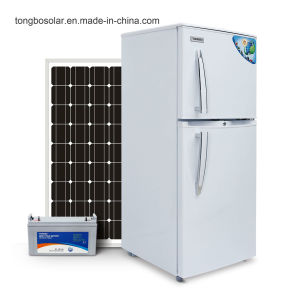 off Grid 12/24V DC Solar Refrigerator Fridge 55L/113L pictures & photos