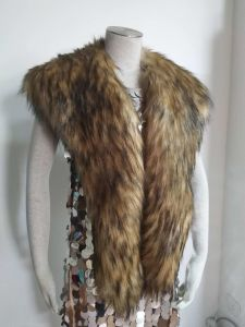 Fake/Faux Fur, Fashion Scarf, Warm, Winter, Fur Collar pictures & photos