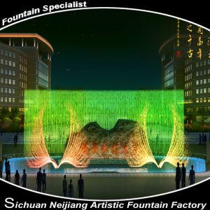 Beautiful Fountain School Fountain