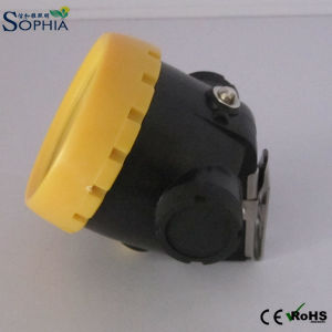 Explosive Proof Cordless Mining Lamp Miners Cap Lamp Head Lamp pictures & photos