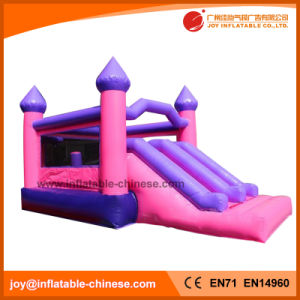 Inflatable Princess Jumping Bouncy Castle for Kids Toy (T2-151) pictures & photos