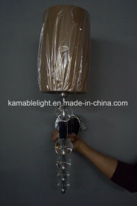 Indoor Room Decorative Modern Crystal Wall Lamps (WB823-1) pictures & photos