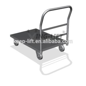 Heavy-Duty Steel Platform Trolley pictures & photos