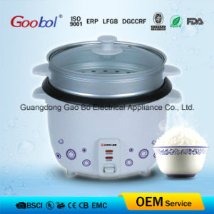 Justa Kitchen Equipment Drum White Color Rice Cookers pictures & photos
