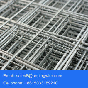 Welded Reinforcing Concrete Mesh pictures & photos