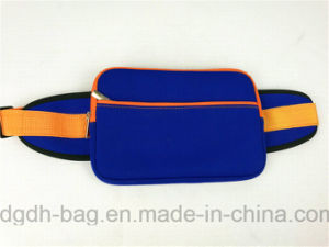 Good Quality Nylon Flip Running Belt, Sport Waist Bag Waterproof Waist Bag pictures & photos