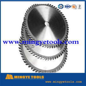 Tungsten Carbide Tipped Circular Saw Blade for Cutting Wood pictures & photos