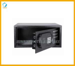 Digital LED Display Hotel Use Cash Safe Box pictures & photos