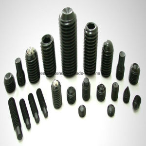 Hex Socket Cap Screws for DIN912/ ASTM A574/BS2470/JIS1176/GB T70-76/70-85/ISO7380 pictures & photos