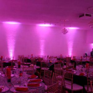 Remote Control Party Disco Mini Battery LED PAR Light pictures & photos