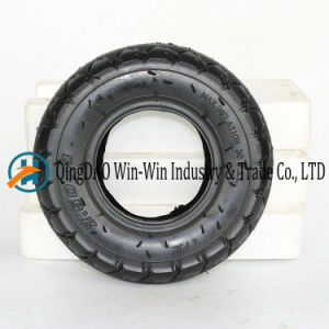 Wheelbarrow Rubber Wheels with Football Pattern (2.50-4) pictures & photos