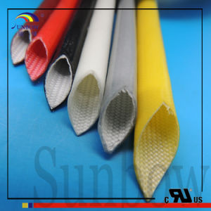 Sunbow Varglas Silicone Fiberglass Insulation Sleeving pictures & photos