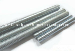 Q235 Thread Rods Galvanised Stud Rod pictures & photos