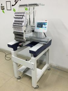 Tajima Embroidery Machine Price Single Head pictures & photos